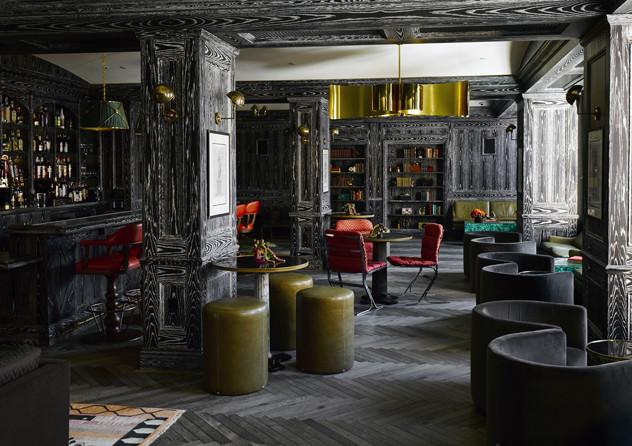 Ken Fulk:: A Glimpse Behind the Magic Curtain #restaurants