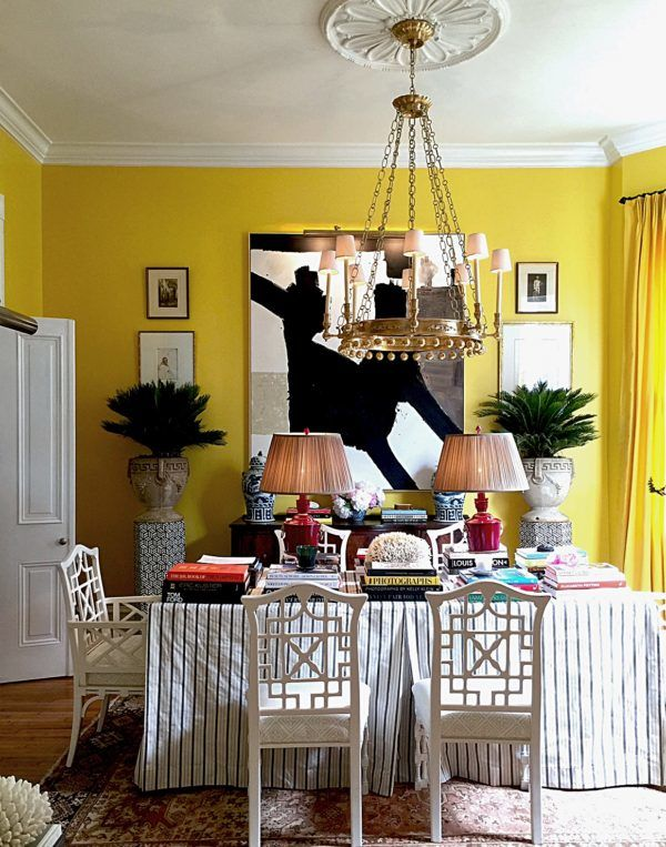 Why We Love Yellow (And You Should Too)...