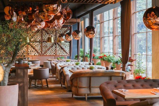 Adventures in Dining:: Spezzo, A Taste of Italy in the Ukraine