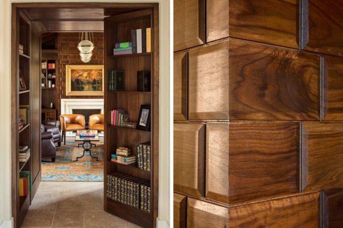 luxury design, luxury living spaces, home office ideas,