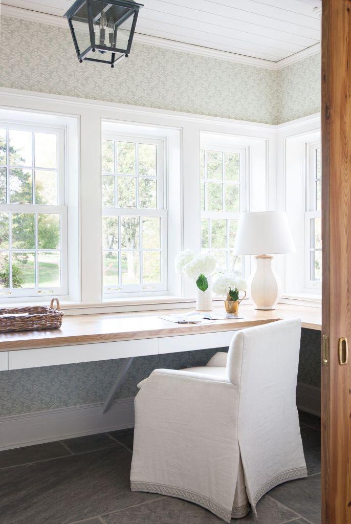 home office ideas, luxury interiors, luxury interior design, Architect, Wade Weissman