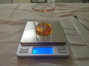 oil phase