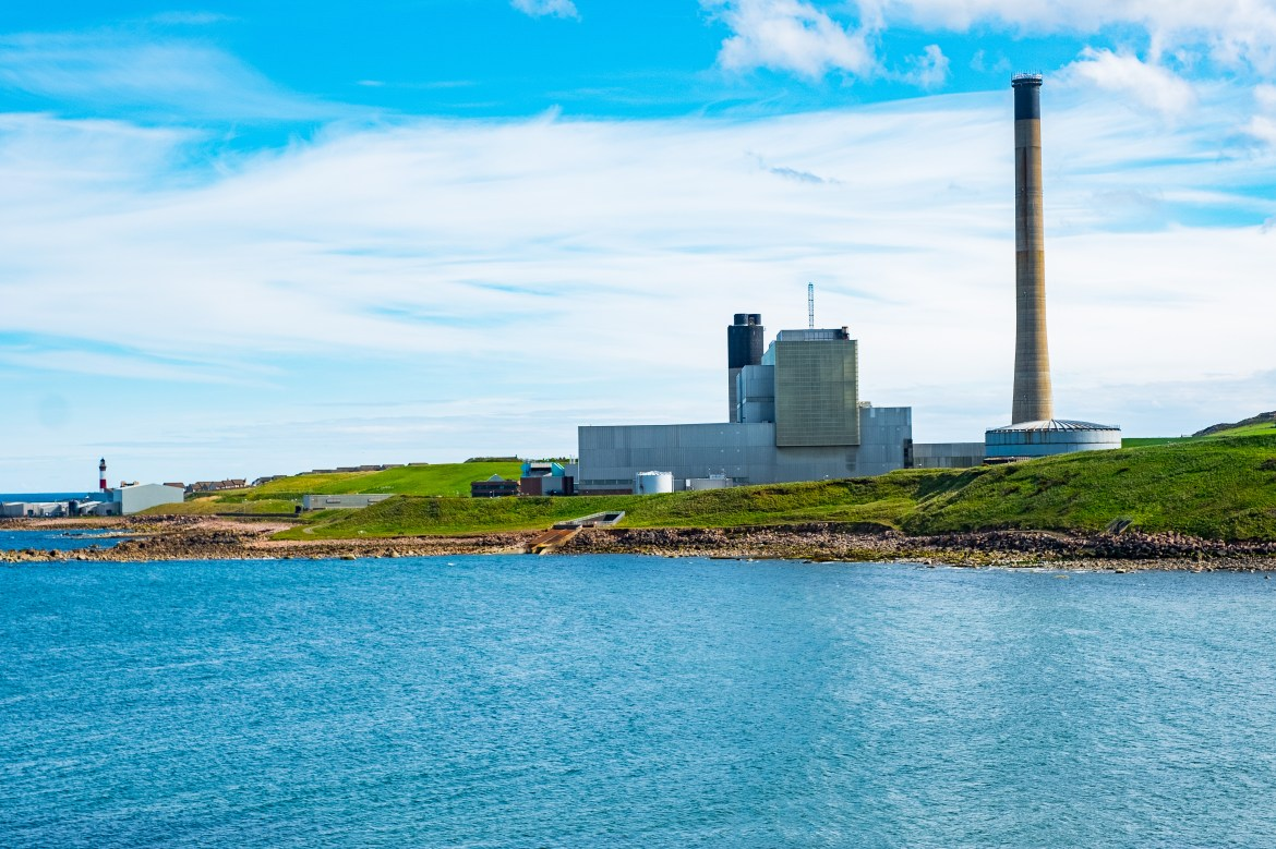 Alliance agreement between the Acorn Project and Peterhead Carbon Capture Power Station