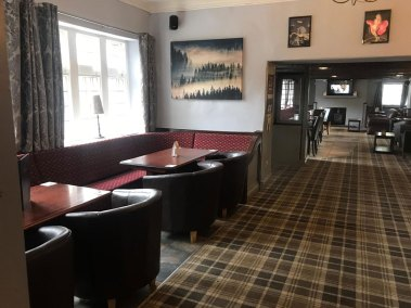 The Adam and Eve, Restaurant and Bar, Prudhoe