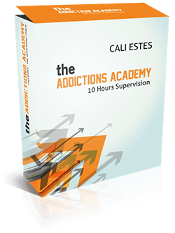 The Addictions Academy - 10 Hours Supervision