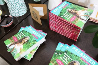 Kasey Willson's 'Balanced, The Natural way to Healthy Hormones' is available to purchase now