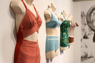 Swimwear from the 1930s to the 1960s