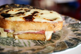 Madame Hanoi Croque Monsieur