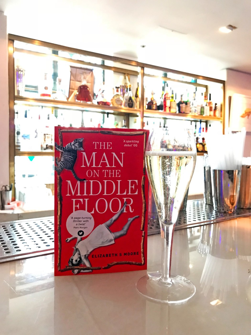 Man on the Middle Floor Book Launch