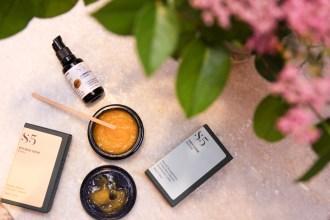 S5 Skincare rebranded range