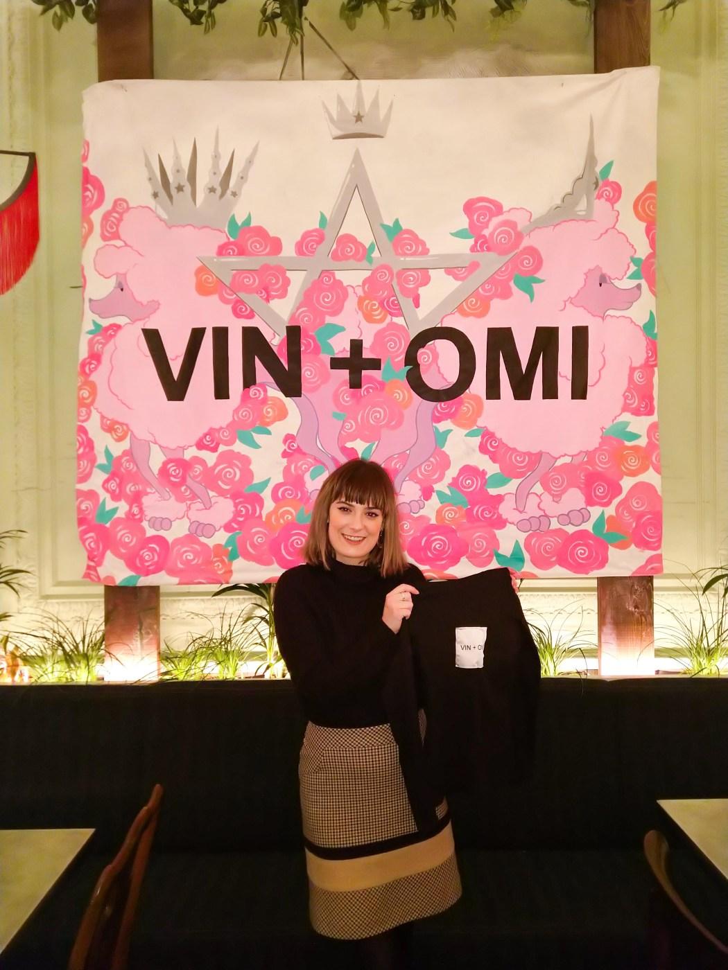 vin+omi upcycling brunch