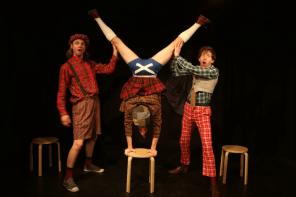 Unparalleled Stage Presence – Scotland! @ Adelaide Fringe