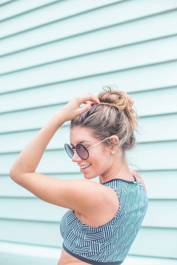 effortlessly-messy-bun-hairstyle