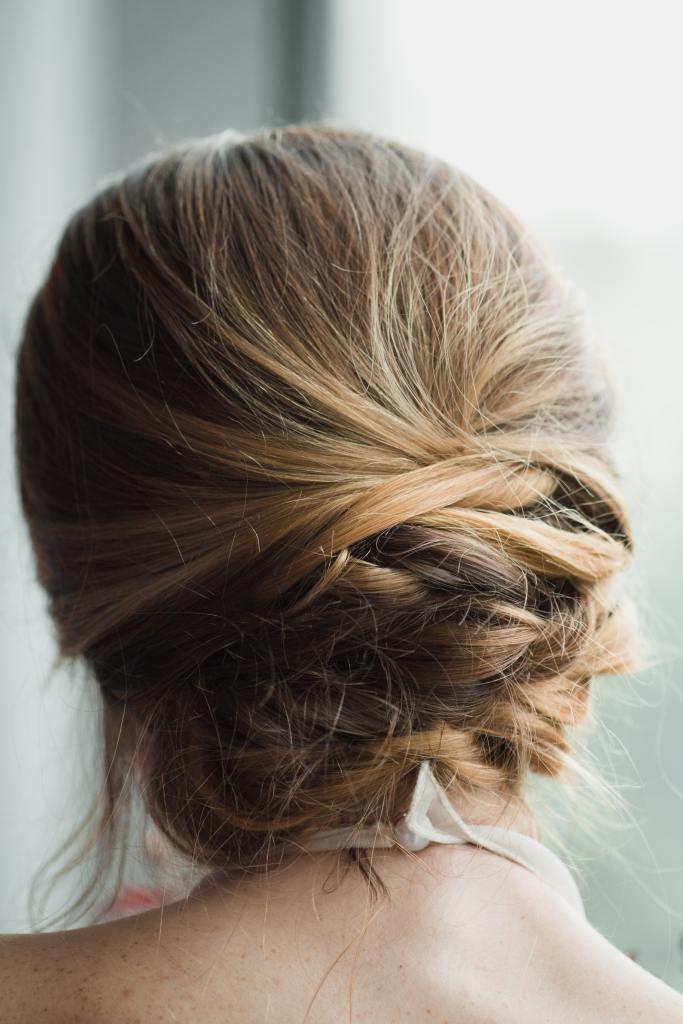 side-braid-bun-hairstyle
