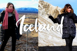Vlog: Travelling to Iceland