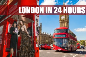 Vlog: London in 24 hours with The London Pass