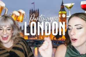 where to party in london