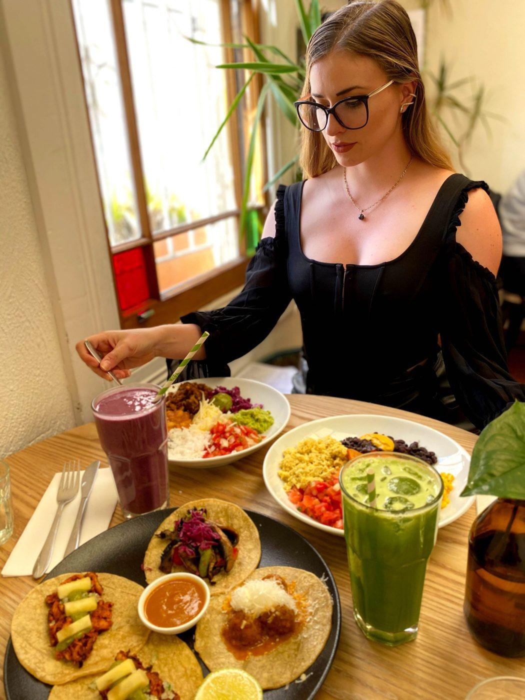 Melissa Zahorujko Oh My Days Vegan Cafe