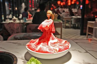 Spice World Sydney Meat Barbie Doll