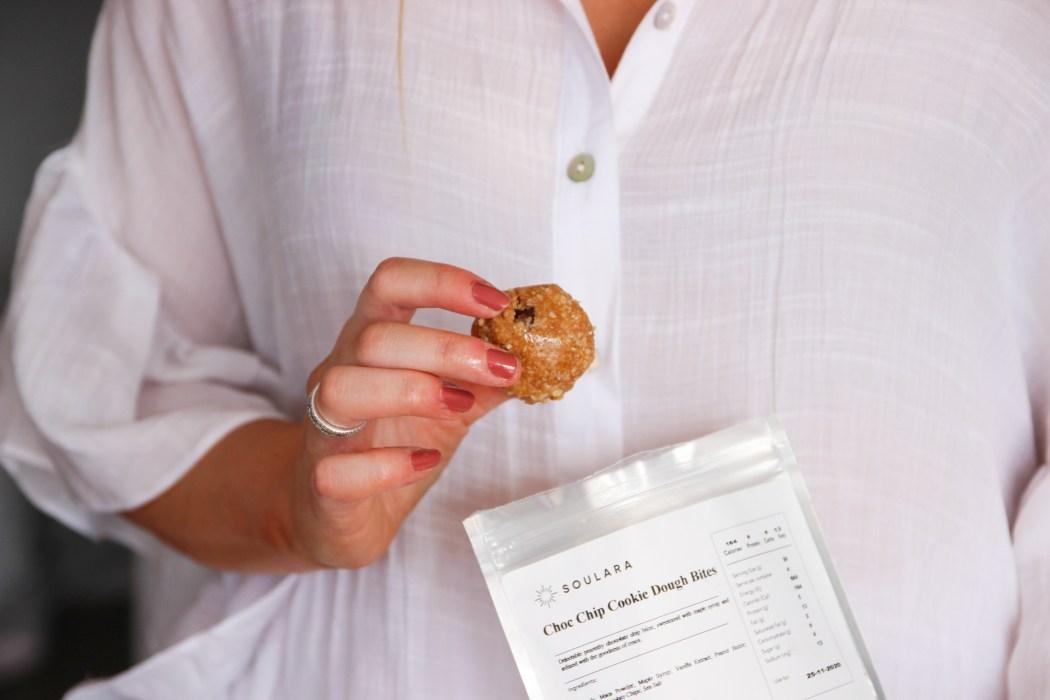 Soulara Choc Chip Cookie Dough Bites