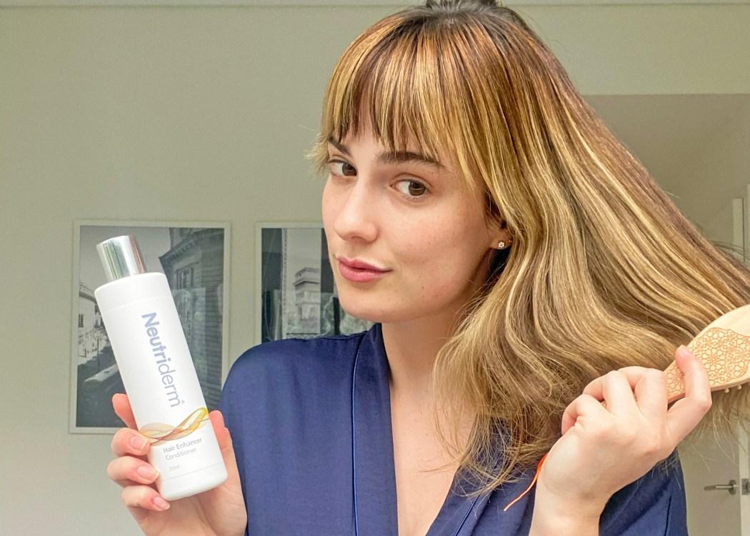 Neutriderm Shampoo and Conditioner