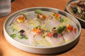 Khoi Sydney Kingfish Sashimi