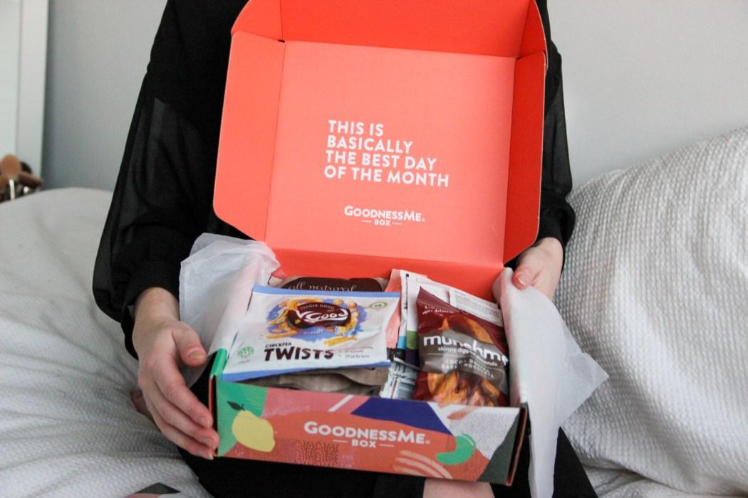 Goodness Me Gut Health Box