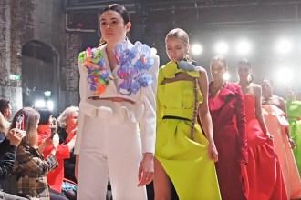 Mariam Seddiq Cerulean Afterpay Australian Fashion Week