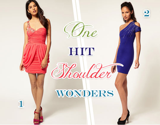One Hit Shoulder Wonders (1/6)