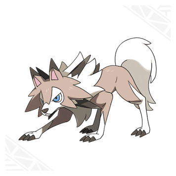 Lycanroc (Midday Form), The Pokemon Company