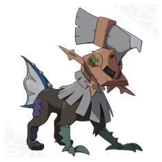 Type: Null. Image from Pokemon Sun and Pokemon Moon website.