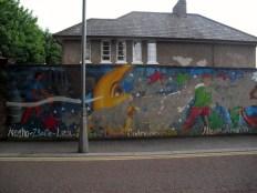 Cork Ireland graffiti wall art