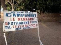 Hut hotel_Burkina Faso