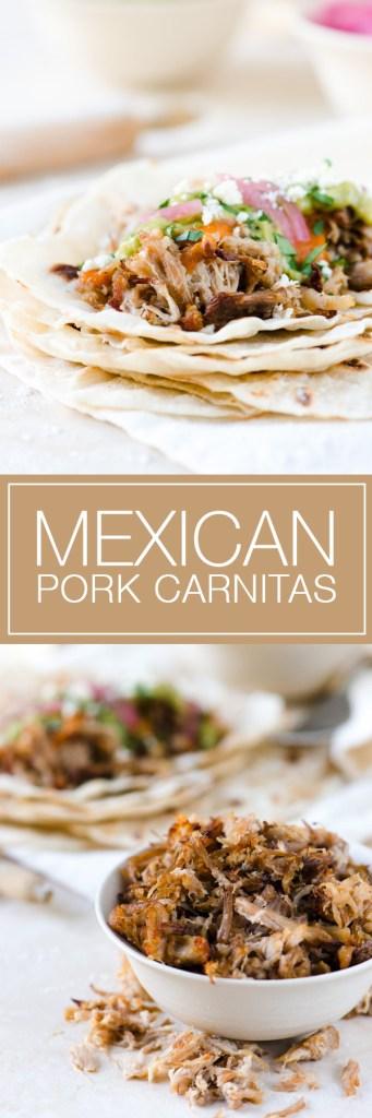 Mexican Pork Carnitas