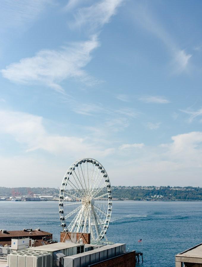 Adventures in Seattle.
