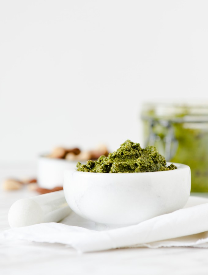 Almond & Cashew Pesto