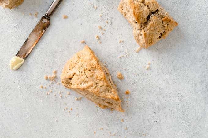 Cinnamon Scones - Perfect with tea or coffee!