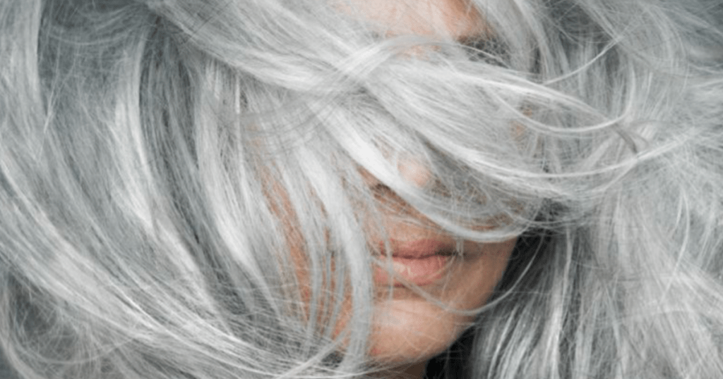 The Art Of Going Gray One Woman S Journey