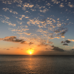 Caribbean-Sunset