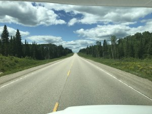 Canadian Highway The Adventure Travelers