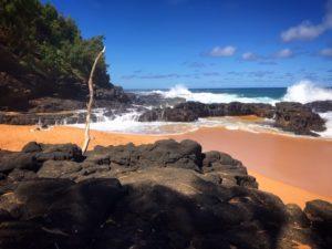 Secret Beach Kauai The Adventure Travelers