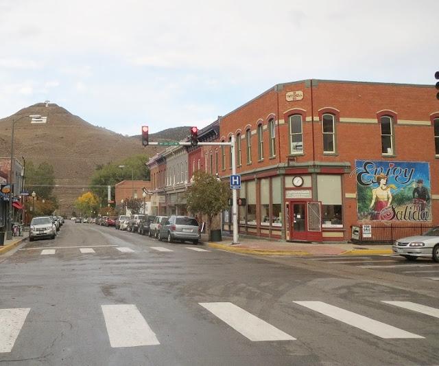 salida town