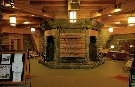 timberline lodge interior