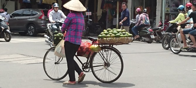 The wonderful chaos that is Hanoi