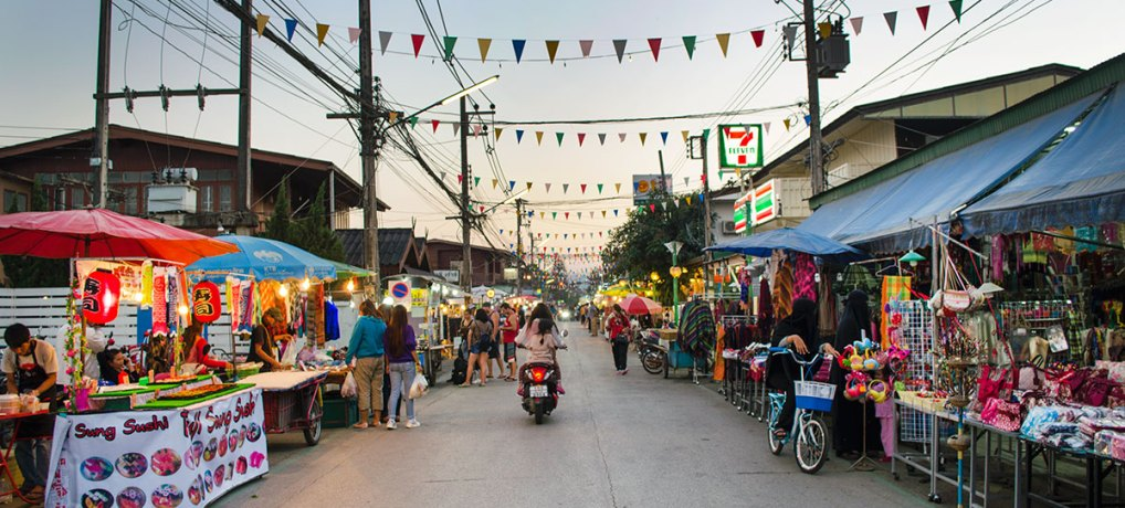 Pai – Hippie Town and Street food heaven