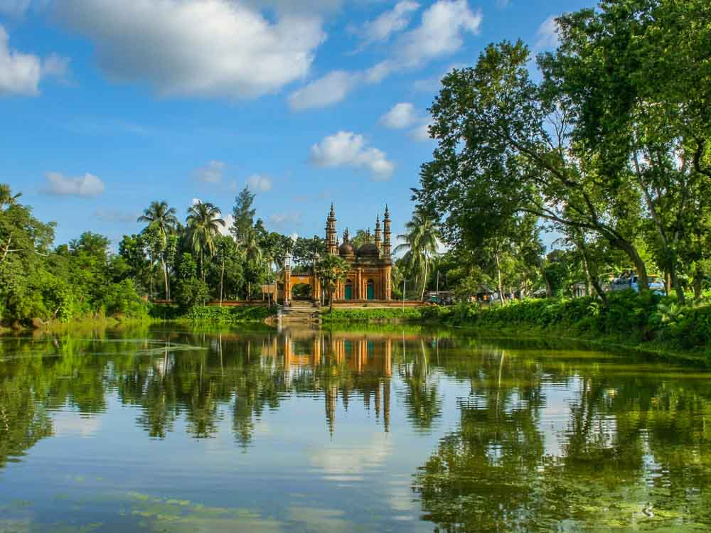 Bangladesh is one of the cheapest countries to visit in Asia