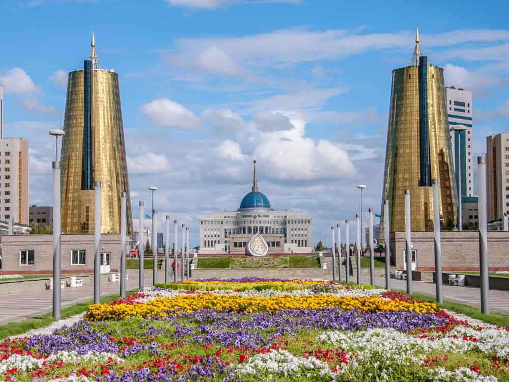 Kazakhstan is one of the cheap countries in Asia to visit