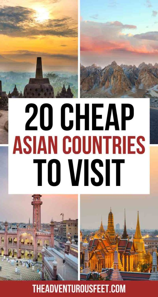 Looking for cheap places in Asia? This post will show you the cheapest countries to visit in Asia if you're on a budget  cheap countries in Asia  cheap countries to visit in Asia  cheap Asian countries to visit   cheap places to travel in Asia  cheap travel destinations in Asia  cheapest countries in Asia  cheapest places to travel in Asia  cheapest Asian countries to travel  cheapest Asian country to visit  cheapest country in Asia  cheapest countries in Southeast Asia  cheapest country in Asia
