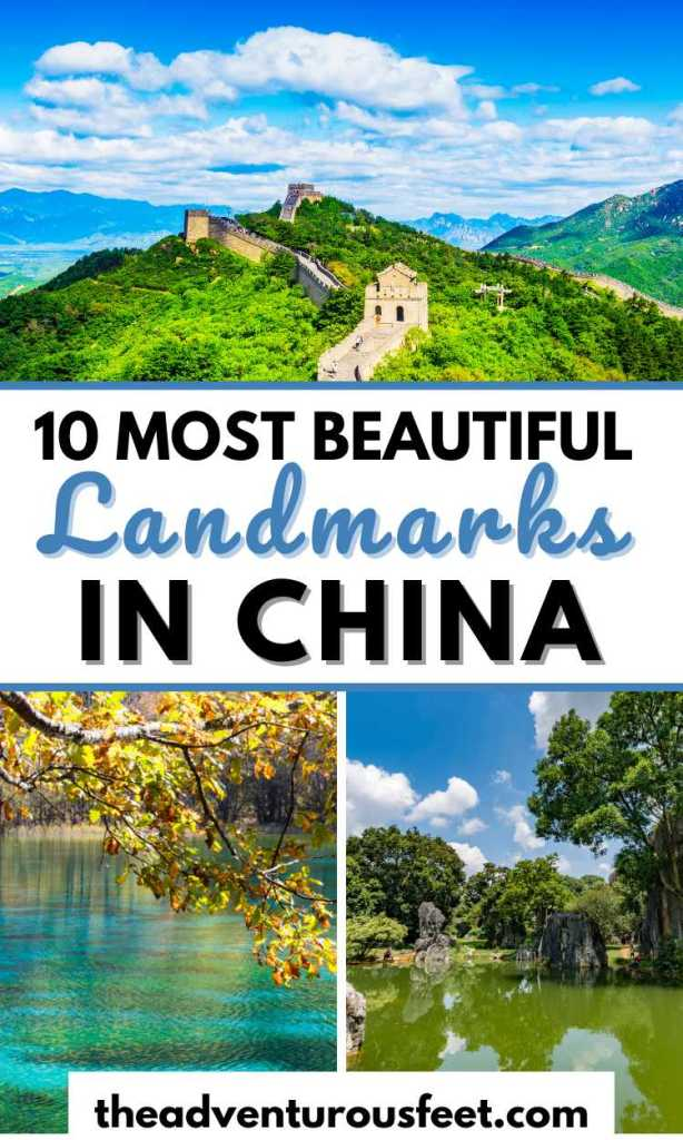 Are you looking for places to add to your China bucketlist? Here are the most famous landmarks in China that should be added.| Famous landmarks of China| famous Chinese landmarks to visit| iconic landmarks in China| monuments in China| famous Chinese monuments| famous places to visit in China| famous places in China| best places to travel in China| major tourist attractions in China | best places to visit in China| China landmarks| China top landmarks| China monuments