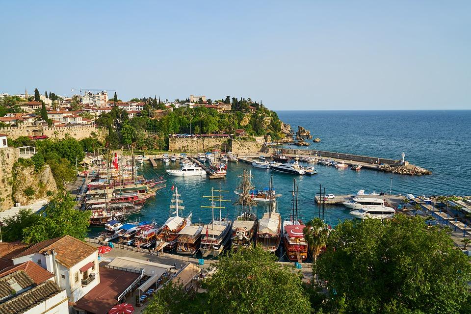 antalya turkey- one of the best cities to visit in turkey